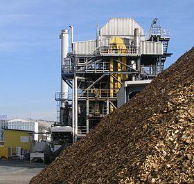 postrojenje na biomasu