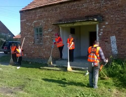 Grad Čazma omogućio zaposlenje 25 osoba putem Programa javnih radova