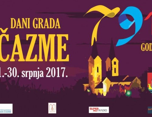 Program za Dane grada Čazme