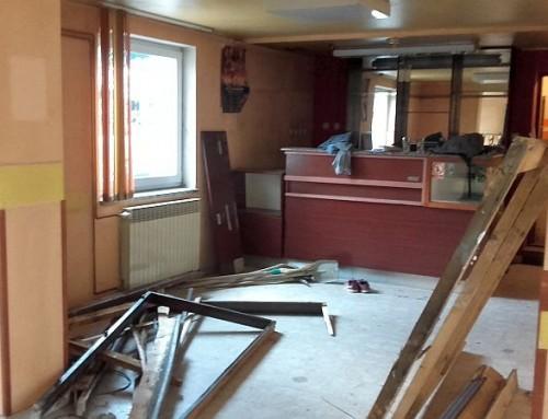 Počela obnova Doma umirovljenika