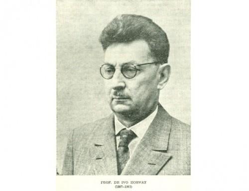 Ivo Horvat  –  Život za prirodu