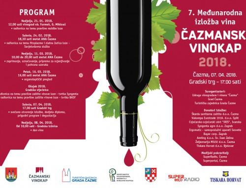 Osvrt na ovogodišnje odlične rezultate i dokaz kvalitete uzoraka i izložbe Čazmanski vinokap