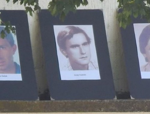 "Memorijal ""Buković, Šaljak, Vukelić"""