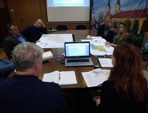 Održan radni sastanak o donošenju izmjena i dopuna urbanističkog plana