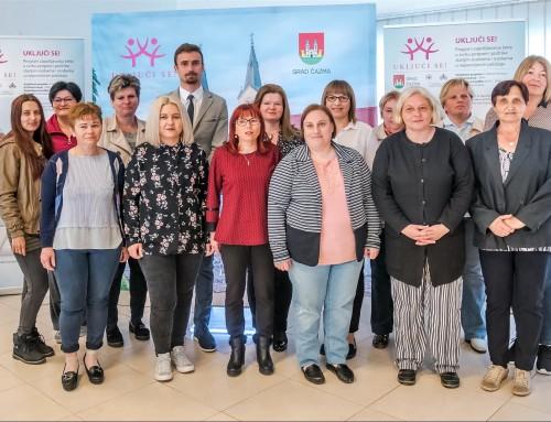 Grad Čazma prijavio drugu fazu projekta Zaželi – skrb o starijim osobama