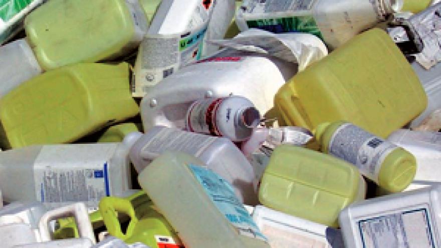 Akcija skupljanja ambalaže od sredstava za zaštitu bilja