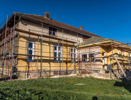 Počela energetska obnova škole u Grabovnici