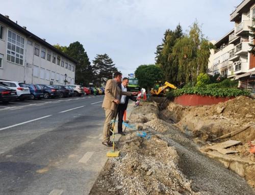 Rekonstrukcija Ulice kralja Tomislava najzahtjevnija do sada