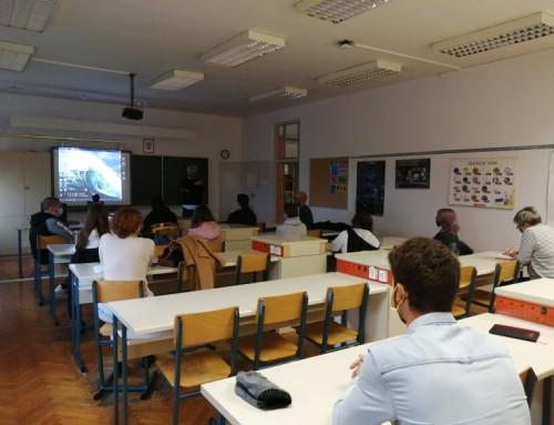 """Održana radionica za mlade u okviru projekta """"Siguran prostor u zajednici"""""""