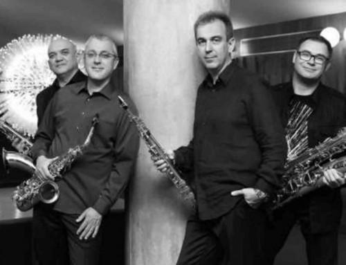 Koncert: Zagrebački kvartet saksofona