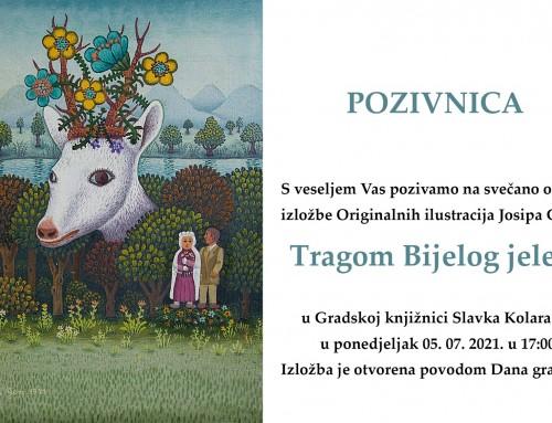 Izložba originalnih ilustracija Josipa Generalića