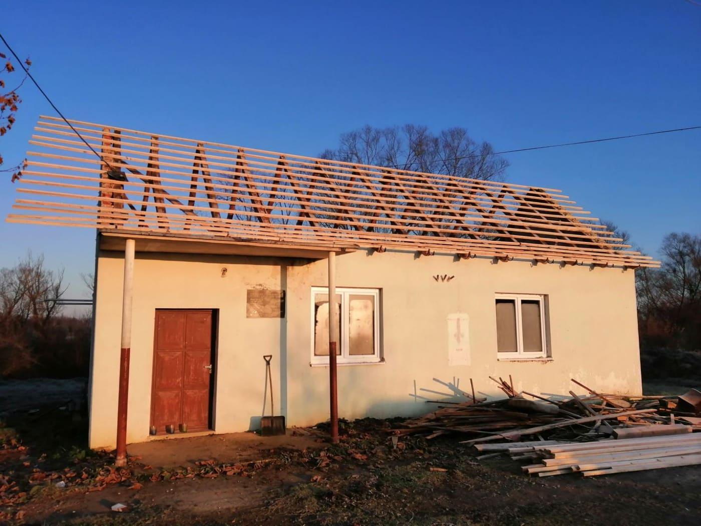Grad Čazma obnavlja društvene i vatrogasne domove