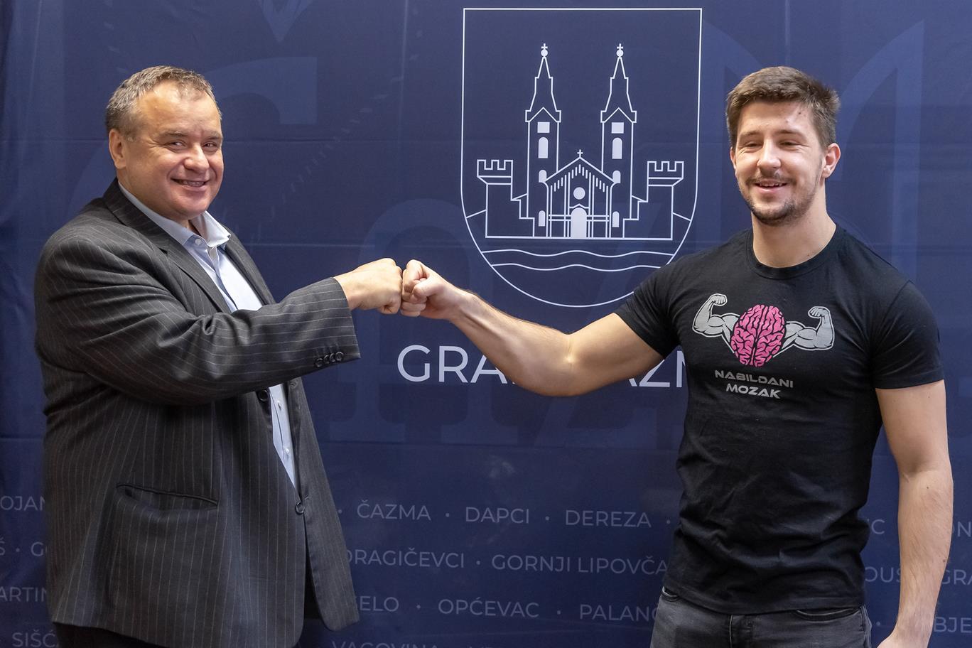 Leonardo Blažeković – državni prvak u powerliftingu