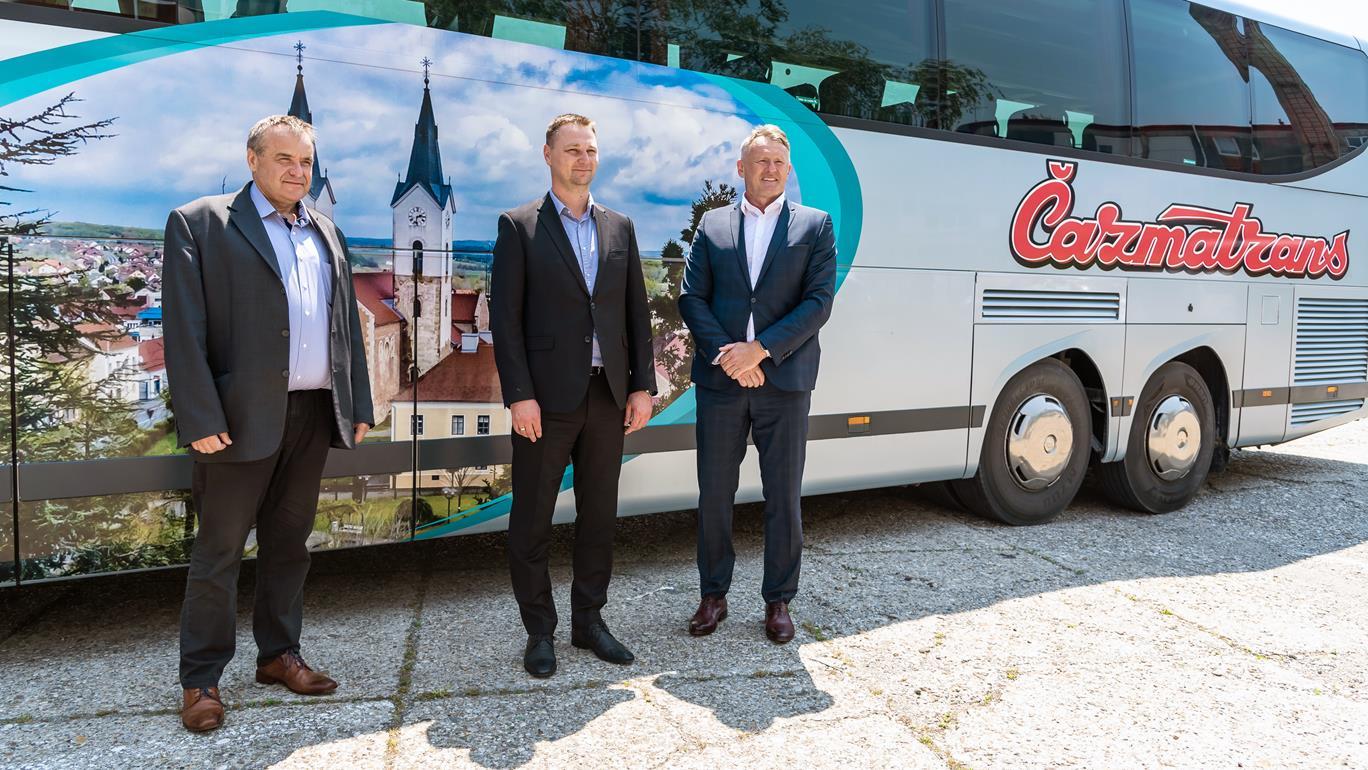 Prvi radni gospodarski posjet novi bjelovarsko-bilogorski župan održao u Čazmi