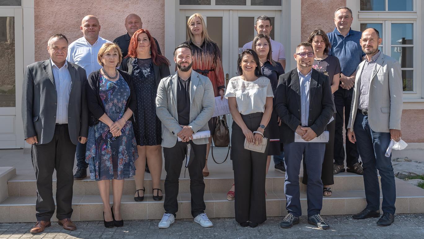 Novi sastav Gradskog vijeća Grada Čazme
