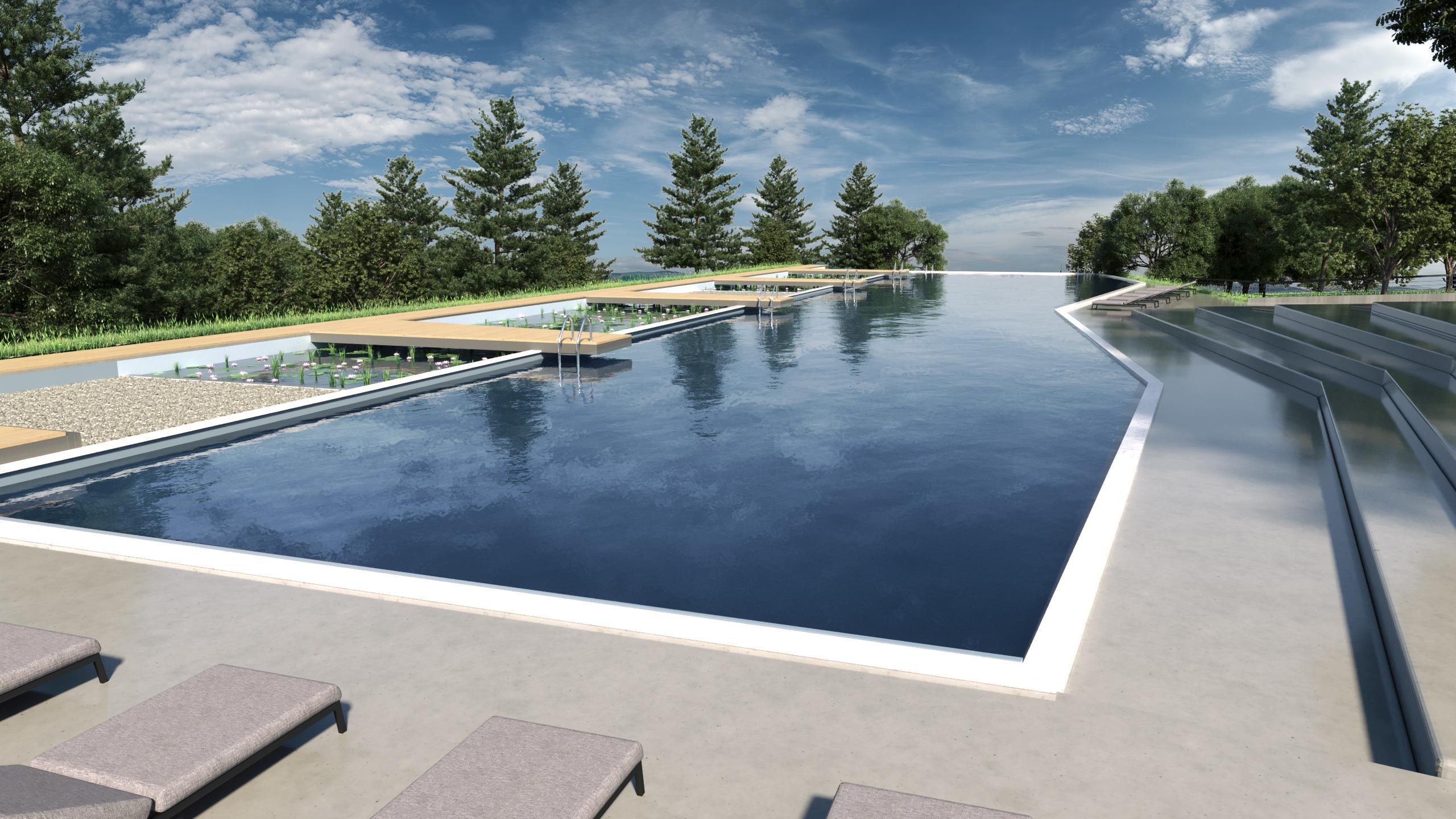 Počinje gradnja bazena!