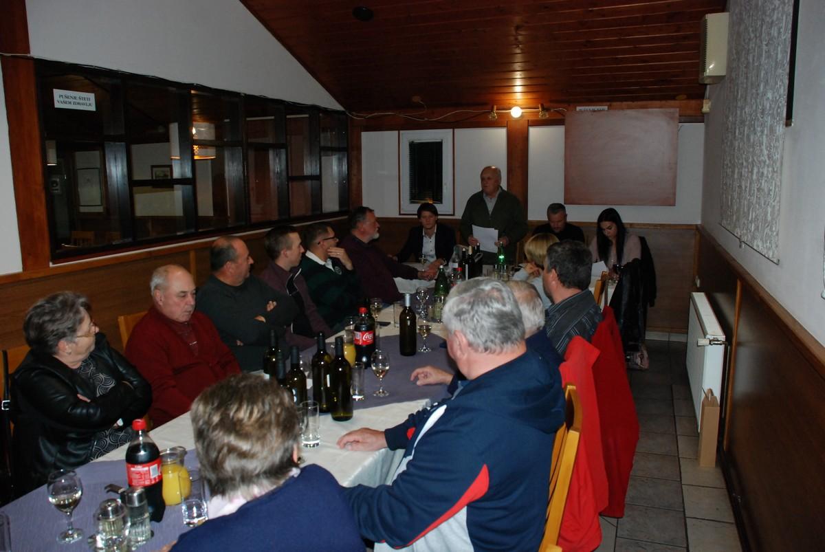 Čazmanski vinogradari održali Skupštinu društva